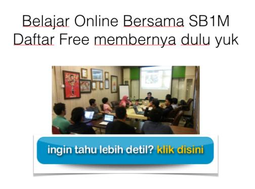 belajar cara mendapatkan uang dari bisnis online