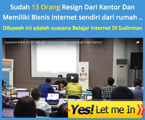 Pelatihan Bisnis Online di Kelapa Gading Jakarta